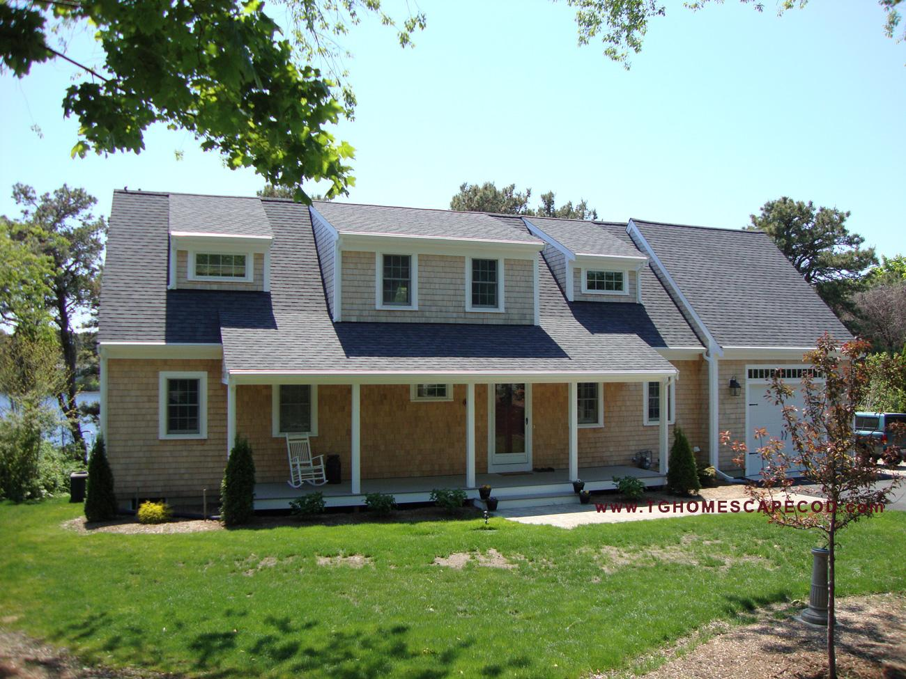 Tg homes cape cod home design build services new for New homes cape cod