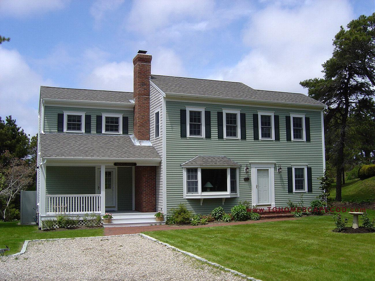 Tg Homes Cape Cod Home Design Build Services New