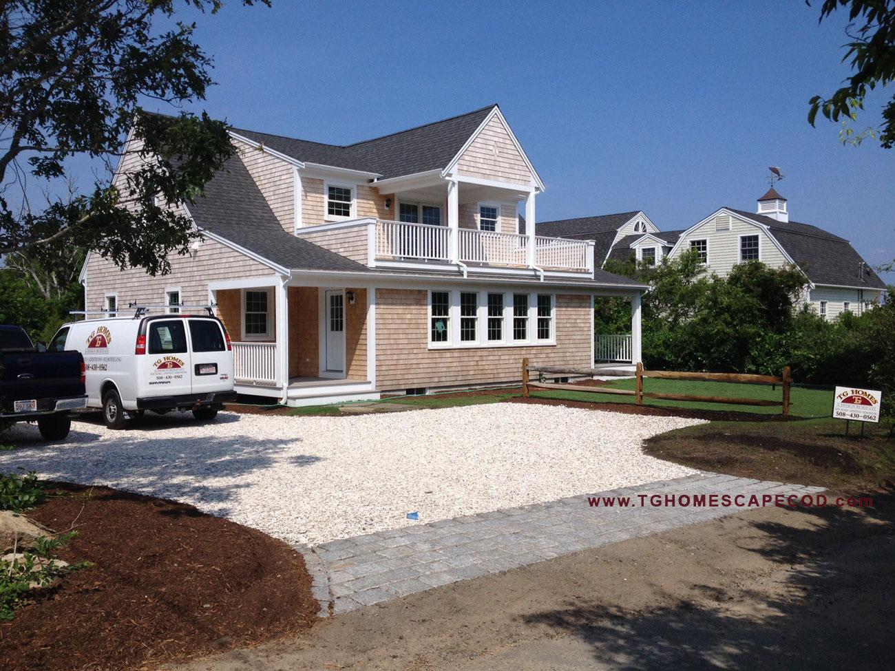 New Home Construction Cape Cod Home Design Build