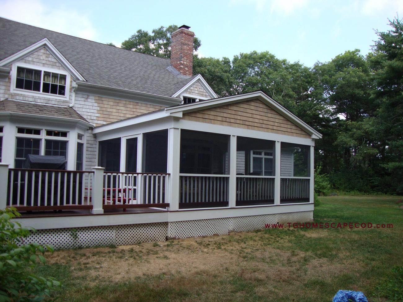 Cape cod additions cape cod home design build services for Additions to cape cod style homes